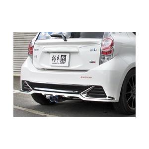 柿本 マフラー トヨタ アクア G's 〈DAA-NHP10〉 T713125 goldrush-store
