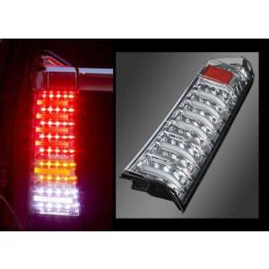 ヴァレンティ LEDテールランプ クリア N-BOX TH12NBX-CC-1|goldrush-store
