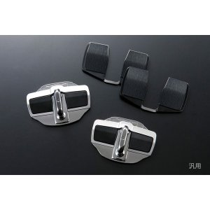 プリウスα ドアスタビライザー ZVW4#  1セット2個(一台分) TRD トヨタテクノクラフト メーカー型番: MS304-00001|goldrush-store