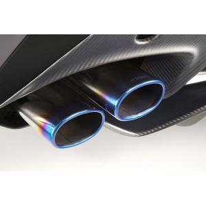 VARIS バリス レクサス RC F エキゾースト フィニッシャー 4パーツ セット チタン [型番: VALE-008 ]|goldrush-store