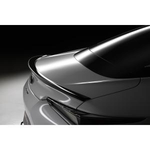 WALD ヴァルド [ SPORTS LINE ] レクサス LC 500h / 500 [ GWZ100 / URZ100 ] トランクスポイラー 未塗装|goldrush-store