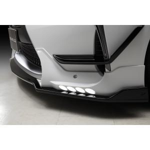 WALD ヴァルド [ SPORTS LINE ] レクサス LC 500h / 500 [ GWZ100 / URZ100 ] WALD フロントスポイラー用 LEDランプ|goldrush-store