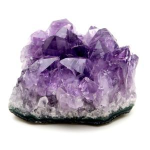 アメジスト クラスター 紫水晶 置き物 原石 143g ブラジル産 天然石 AAA 1点物 2月 誕...