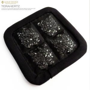 テラヘルツ鉱石 6N さざれ入り 枕パッド ミニサイズ 腰など患部にも使用可能 健康グッズ クリック...