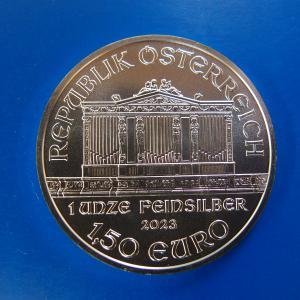 オーストリア ウイーン銀貨1オンス 2017年|goldtohki