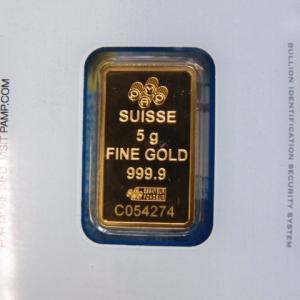 スイス パンプ社製 純金5gインゴット Fortuna |goldtohki|02