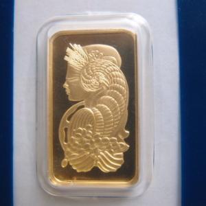 スイス パンプ社製 純金20g インゴット Fortuna|goldtohki