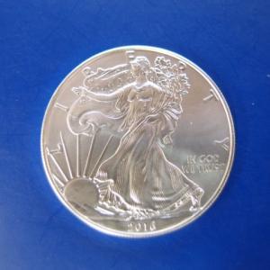 アメリカ イーグル銀貨 2016年|goldtohki
