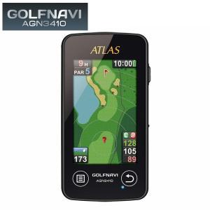 ユピテル ATLAS アトラス ゴルフナビ AGN3410 (方位表示機能無し)|golf-atlas