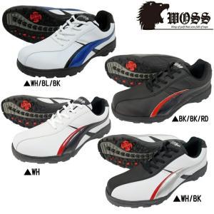 WOSS ウォズ スパイクレス ゴルフシューズ WSK-1000