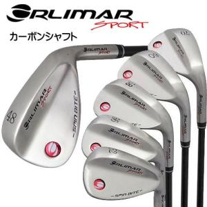 ORLIMAR オリマー SPORT スピンバイト ウェッジ カーボンシャフト |golf-atlas