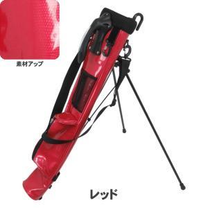 ATCC-503 セルフスタンド エナメル クラブケース  【背面フック付き】 |golf-atlas|02
