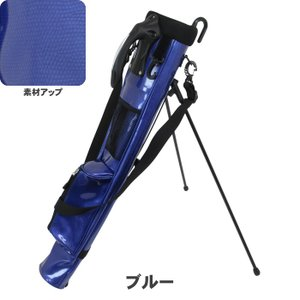 ATCC-503 セルフスタンド エナメル クラブケース  【背面フック付き】 |golf-atlas|03