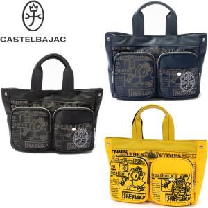 CASTELBAJAC カステルバジャック ミニトートバッグ カートポーチ メンズ スポーツ ゴルフ 23203-134  |golf-atlas