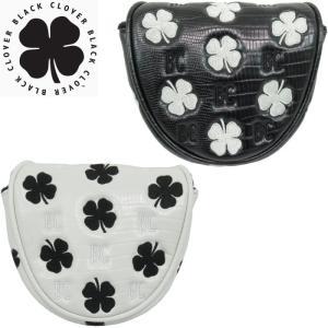 BLACK CLOVER ブラッククローバー LIZARD LUCK パターカバー マレットタイプ用 USAモデル |golf-atlas