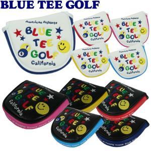 BLUE TEE GOLF ブルーティーゴルフ スマイル&ピンボール パターカバー マレットタイプ用