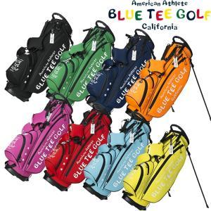 BLUE TEE GOLF ブルーティーゴルフ ストレッチ スタンドバッグ 9型 BTG-CB003   |golf-atlas