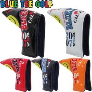BLUE TEE GOLF ブルーティーゴルフ HC-011 エナメル パターカバー  golf-atlas