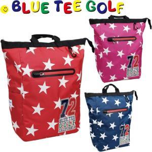 BLUE TEE GOLF ブルーティーゴルフ スターナイロン トート型バックパック/ボストンバッグ BTG-TT001   |golf-atlas