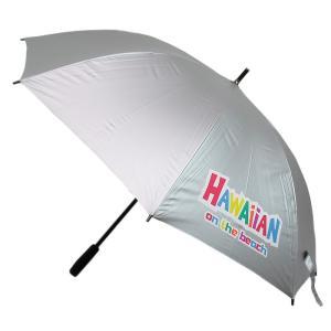 Hawaiian UVプロテクト パラソル アンブレラ 全天候 ゴルフ傘 親骨長さ70cm   【ハワイアン アロハ オンザビーチ】|golf-atlas