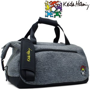 キースヘリング KHBB-03 ボストンバッグ Star 【Keith Haring キース・ヘリング】|golf-atlas