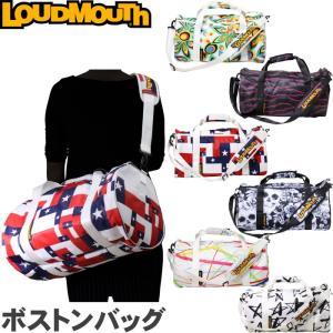 LOUDMOUTH ラウドマウス  LM-BB0003 ボストンバッグ |golf-atlas