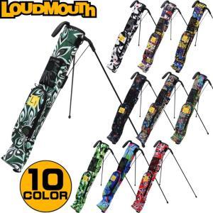 Loudmouth ラウドマウス LM-CC0004 セルフスタンド クラブケース |golf-atlas