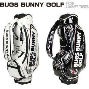 LOONEY TUNES   ルーニーテューンズ LTCM-001 BUGS BUNNY GOLF キャディバッグ 【ルーニーチューン/バッグスバニーゴルフ】 |golf-atlas