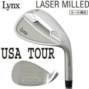 Lynx リンクス USA TOUR LASER MILLED レーザーミルド ウェッジ オリジナルスチールシャフト |golf-atlas