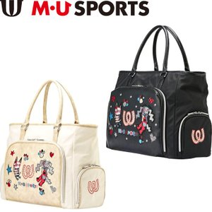 M・U SPORTS MUスポーツ   703P1202 ボストンバッグ  |golf-atlas