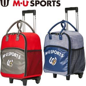 M・U SPORTS MUスポーツ   703P2214 キャリーケース  |golf-atlas