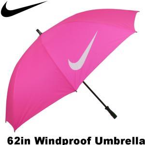 NIKE ナイキ 62in Windproof Umbrella ウィンドプルーフ アンブレラ N92340 ゴルフ傘 |golf-atlas