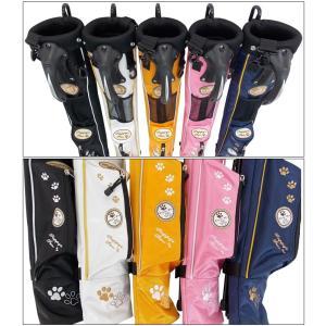 PUPPY'S PAW 仔犬の肉球 セルフスタンド クラブケース (フード&背面フック付きモデル)|golf-atlas|05