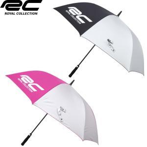 ロイヤルコレクション UVシルバー70 アンブレラ オートオープン ゴルフ傘/ジャンプ傘/全天候傘 晴雨兼用モデル |golf-atlas