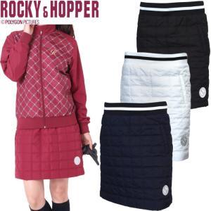ROCKY&HOPPER ロッキー&ホッパー RH-6142WL レディース 中綿スカート   |golf-atlas