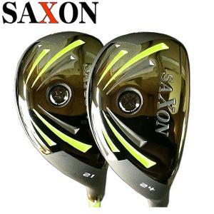 SAXON サクソン SXN-14W ユーティリティー ヘッドカバー付  golf-atlas