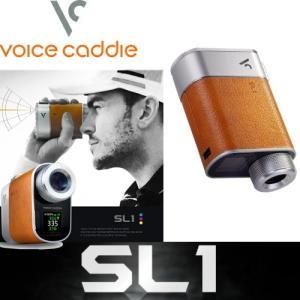 【代引き発送不可】 Voice Caddie ボイスキャディ SL1 ハイブリッド GPS レーザー距離計|golf-atlas