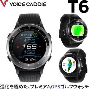 Voice Caddie ボイスキャディ T6 プレミアム ゴルフウォッチ 腕時計タイプ  |golf-atlas