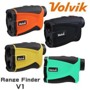 Volvik Range Finder V1 ボルビック レンジファインダー V1 レーザー距離計 (ゴルフ用レーザー距離計測器)  |golf-atlas