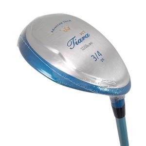 Wilson ウィルソン Tiara ティアラ HT レディース ユーティリティ UT 3/4 26度  golf-atlas