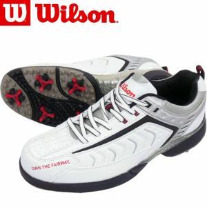 Wilson ウィルソン  WSSS-1018 ソフトスパイク ゴルフシューズ