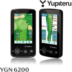 ユピテル YUPITERU GOLF ゴルフナビ  YGN6200   【競技モード搭載/簡単ナビシリーズ】|golf-atlas