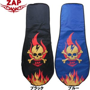 ZAP GOLF ザップゴルフ SKULL&FIRE スカル&ファイヤー柄 トラベルカバー  TC002 |golf-atlas