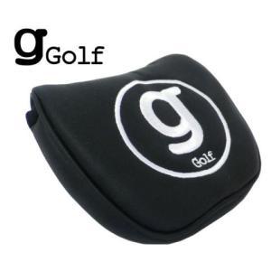 g Golf(ジーゴルフ) パターカバー GPCN-01 ネオマレットタイプ ブラック