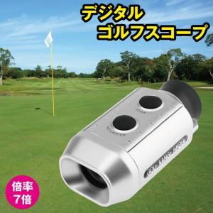 デジタルゴルフスコープ golf-club
