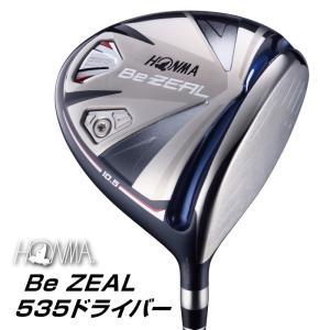 本間ゴルフ HONMA ホンマ Be ZEAL535 ビジール ドライバー 1W ゴルフクラブ ゴルフ用品|golf-club