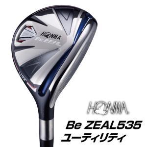 ホンマ Be ZEAL535 ユーティリティ|golf-club