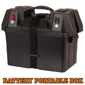 バッテリーポータブルボックス|golf-club