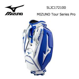 【2017年最新モデル 契約プロ使用】ミズノ ツアーシリーズ プロ キャディバッグ Tour Series Pro 5LJC172100|golf-season