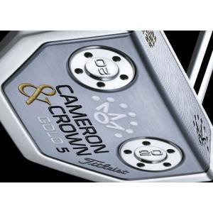 【2016年 数量限定モデル 再入荷!こちらは日本正規品です。】Scotty Cameron スコッティキャメロン キャメロン&クラウン パター 33インチ【新品/保証書付】|golf-season